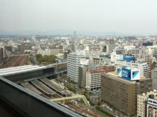 新大阪の絶景